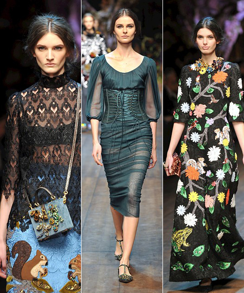 Desfile-de-Dolce&Gabbana