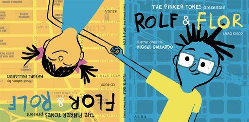 The Pinker Tones Rol y Flor