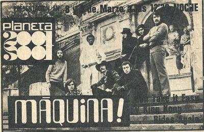 Maquina 1971 BLOG