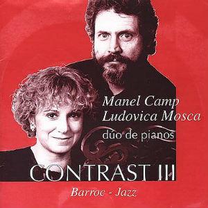Manel Camp i Ludovica Mosca CONTRAST BLOG