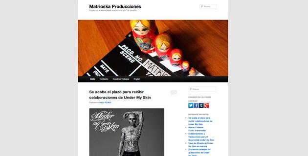 Matrioska producciones