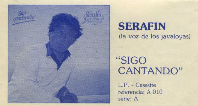 SERAFIN NEBOT anys 80 Blau Promo BLOG