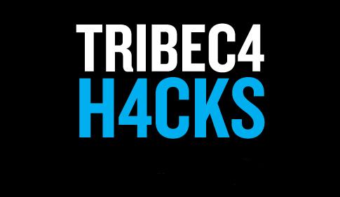 Logo Tribeca Hacks