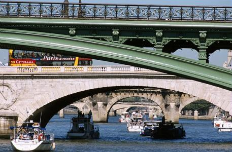 Resultado de imagen para les ponts de paris