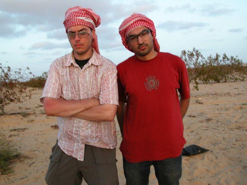 Thalhofer y mahmoud