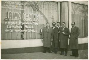 1948 Calvet a Orquesta Antonio Busquets BLOG