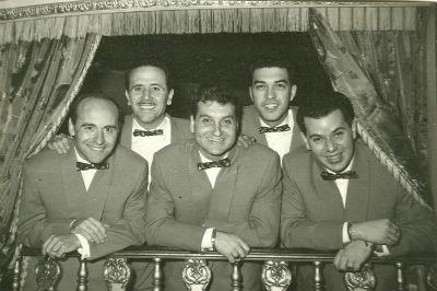 1961 Conjunto Rudy Ventura a Bolero BLOG