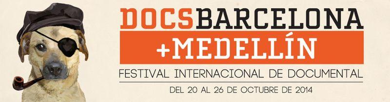 Cabecera DocsBarcelona+Medellín