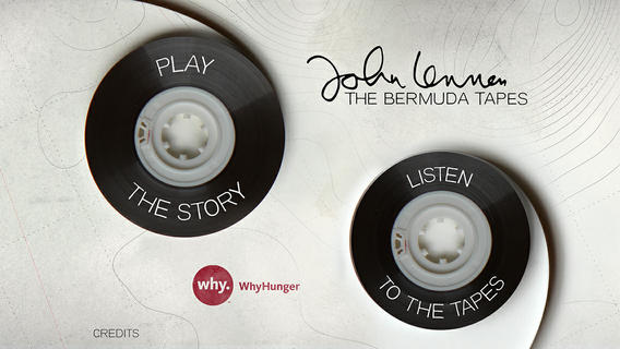John Lennon Bermuda tapes
