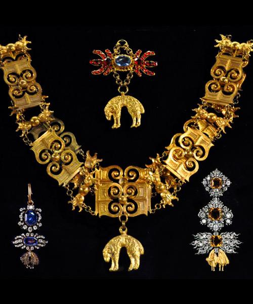 Diversas-formas-formas-de-llevar-el-Toisón-de-Oro