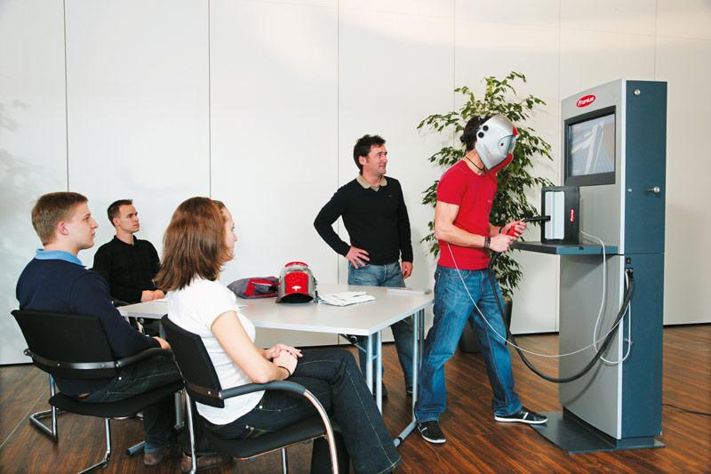 Welding Trainer Simulator