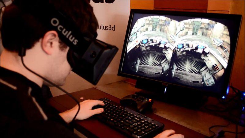 Oculus en activo