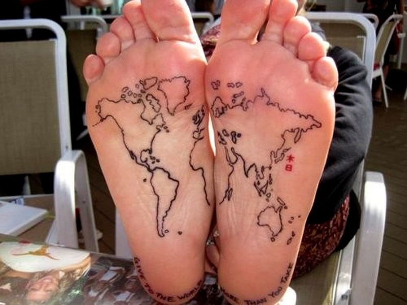 Tattoo-world--image-feet