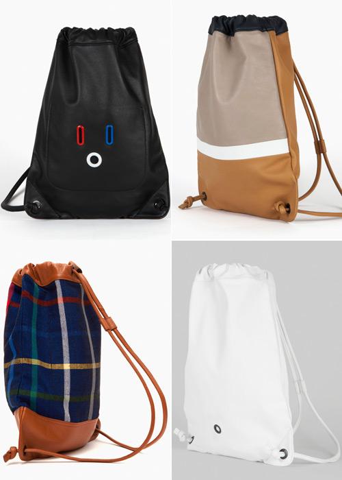 Distintas-mochilas-de-Henten-Bag