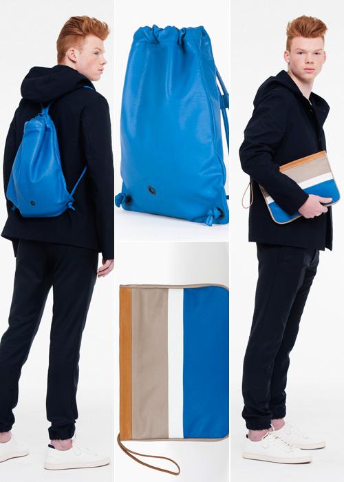 Dos-bolsos-distintos-de-Henten-Bag