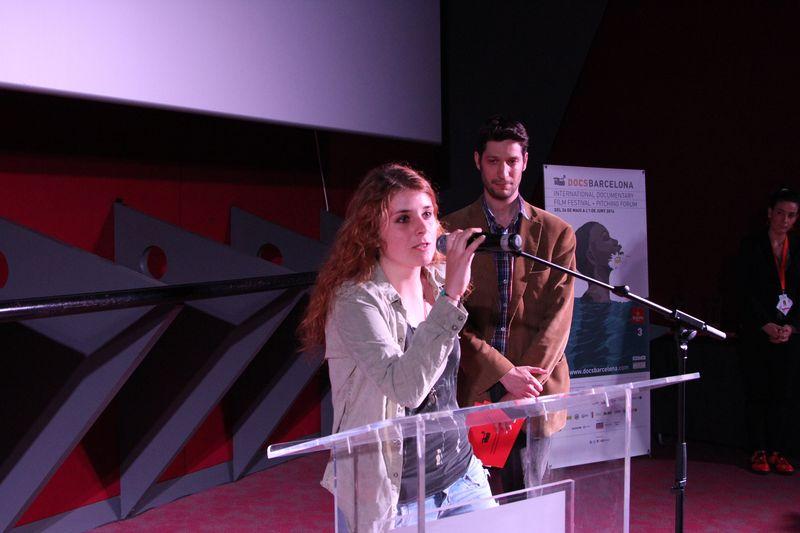 Laia Rosa ganadora 1a popathon
