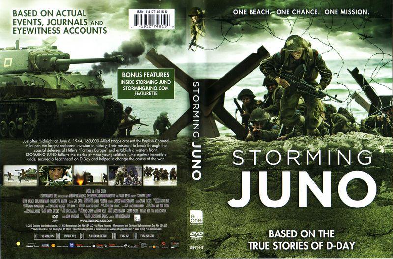 Storming Juno