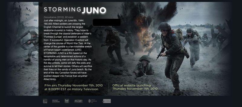 Storming Juno 2