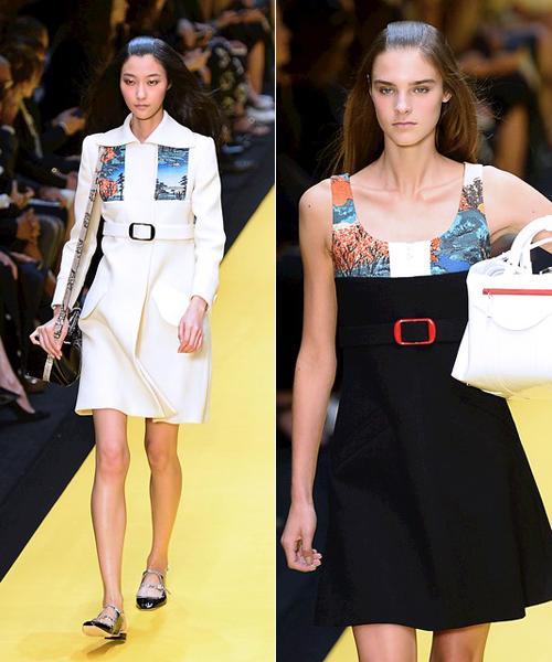 1ff1d2f069 Tendencias de moda para mujer de primavera y verano 2015 - La vida ...