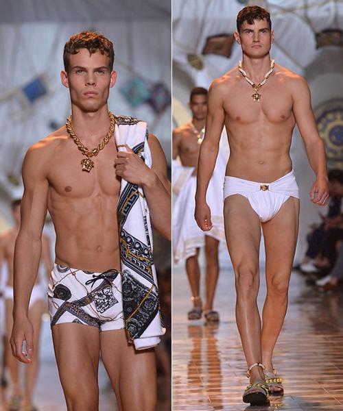 Desfile-de-Versace,-bañadores,-verano-de-2015