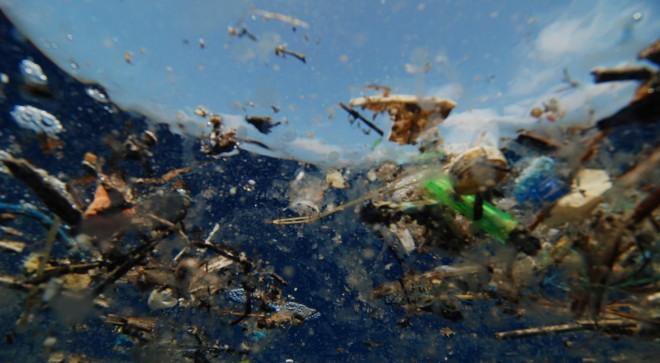 Contaminacion oceanos