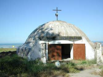 Bunker iglesia