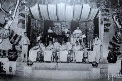 Orquesta Jaime Camino amb Jesús Peyrón blog