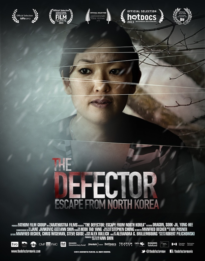 The defector 1