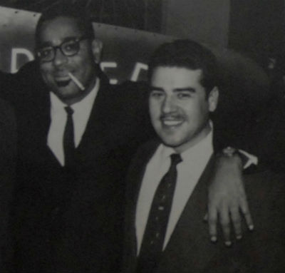 Dizzy Gillespie i Jesús Peyrón pel BLOG