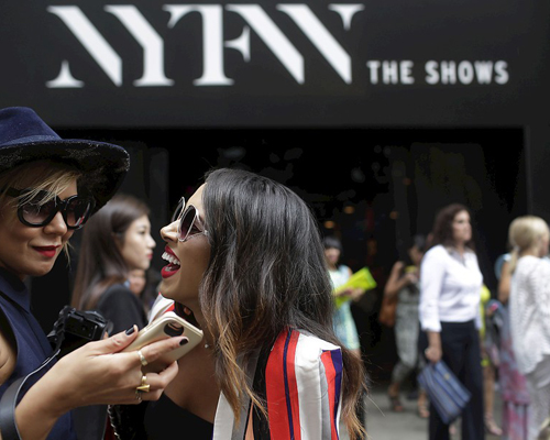 New-York-Fashion-Week,-the-Shows