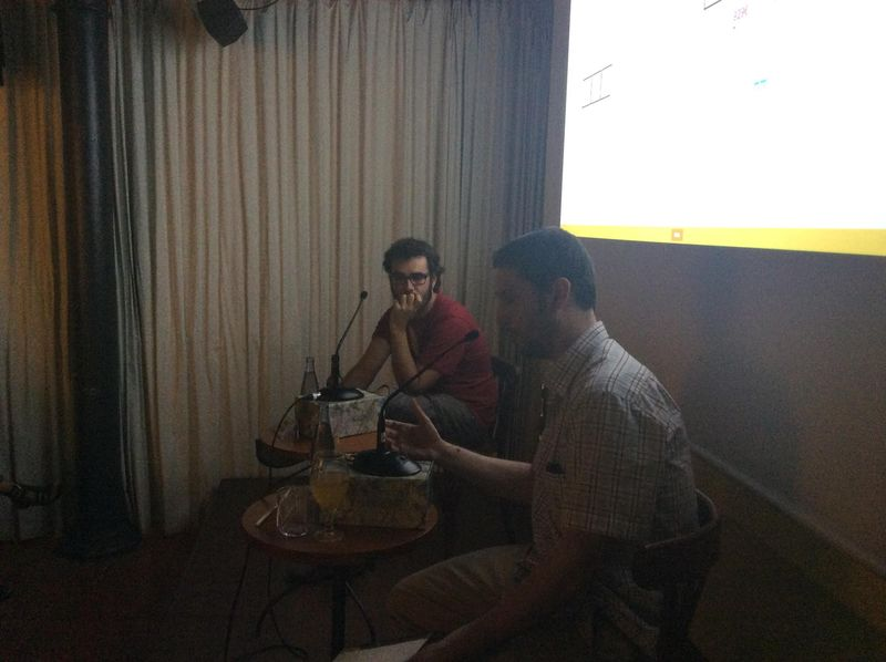 InterDocsBarcelona Meeting Point 5
