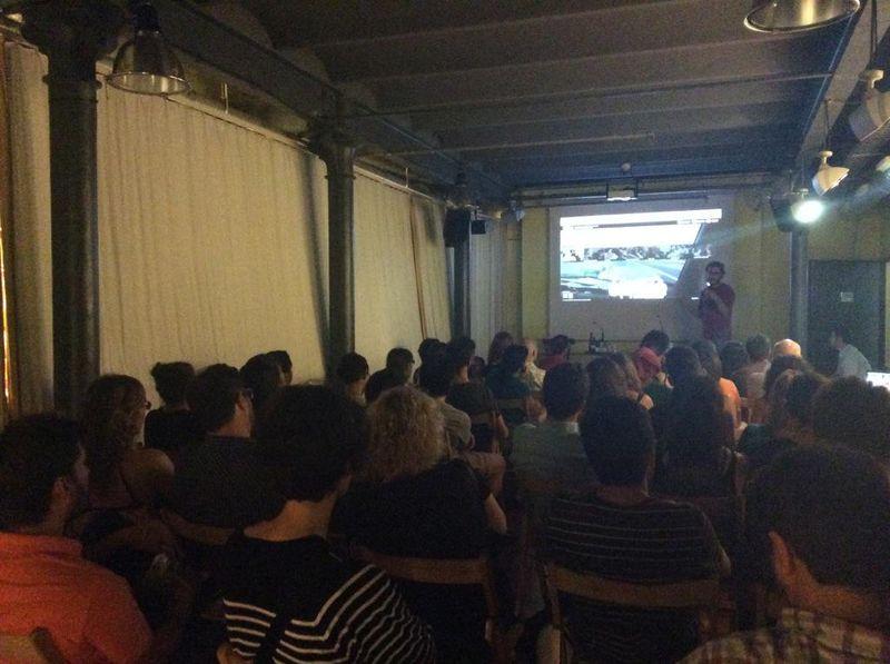 InterDocsBarcelona Meeting Point 1
