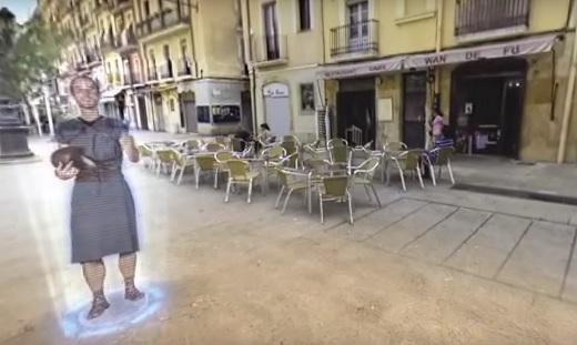 Cómo se crearon los vídeos 360º de 'Ingeniería Romana'