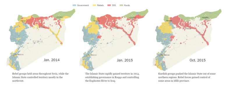 Siria - NY Times