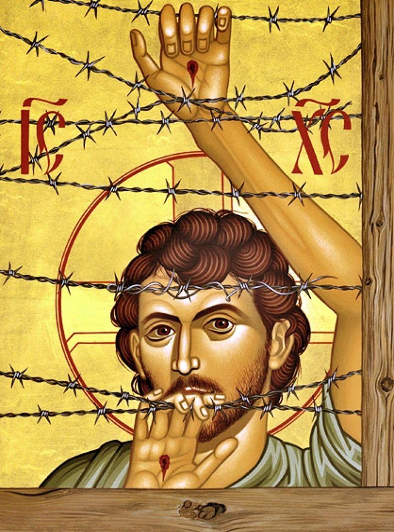 Jesus inmigrante