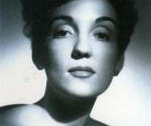 Gloria Lasso 50's