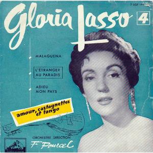 Gloria Lasso-Amour castagnettes et tango BLOG