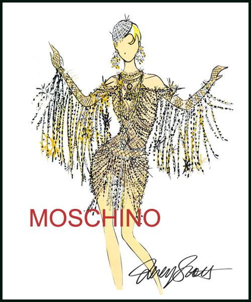Diseño-de-Moschino-para-la-gira-de-Madonnna
