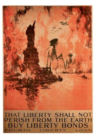 War Poster003 THAT LIBERTY SHALL NOT PERISH