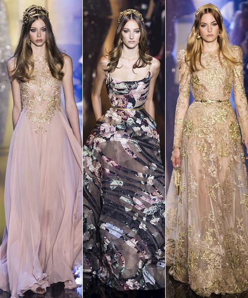 ae76423264 76 vestidos de alta costura para que seas la reina de las fiestas ...