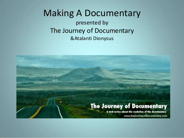 The Journey of Documentary_2