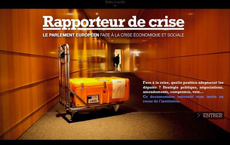 Rapporteur du crise