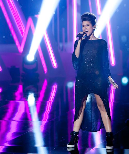 Barei-en-la-gala-Objetivo-Eurovisión