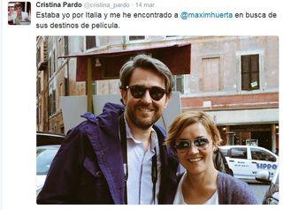 Encuentro con Cristina Pardo