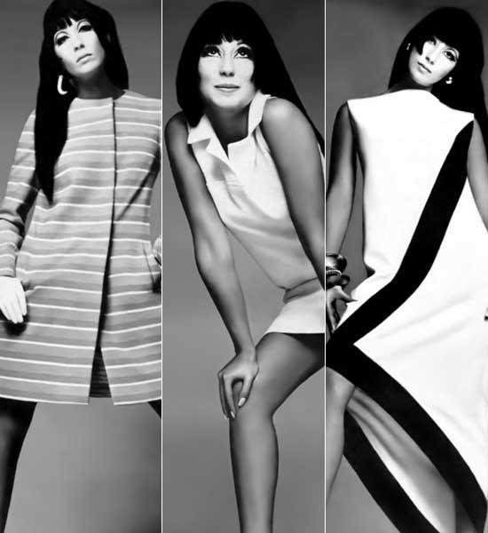 Cher-fotografíada-por-Avedon-en-1966