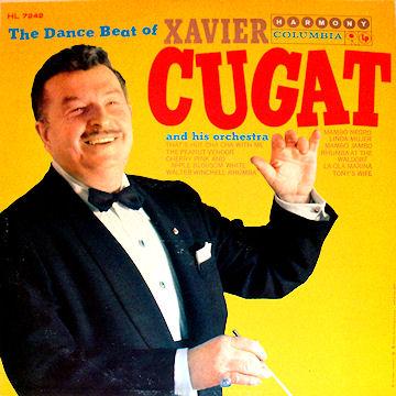 Caratula Xavier Cugat