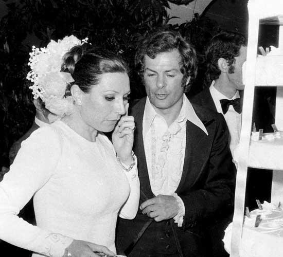 La-boda-de-Rocio-Jurado-y-Pedro-Carrasco