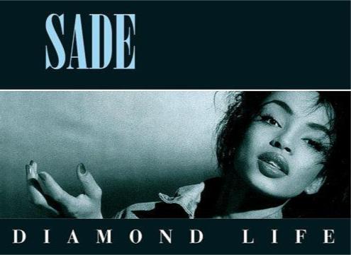 Sade Lp-Diamond lifeOk