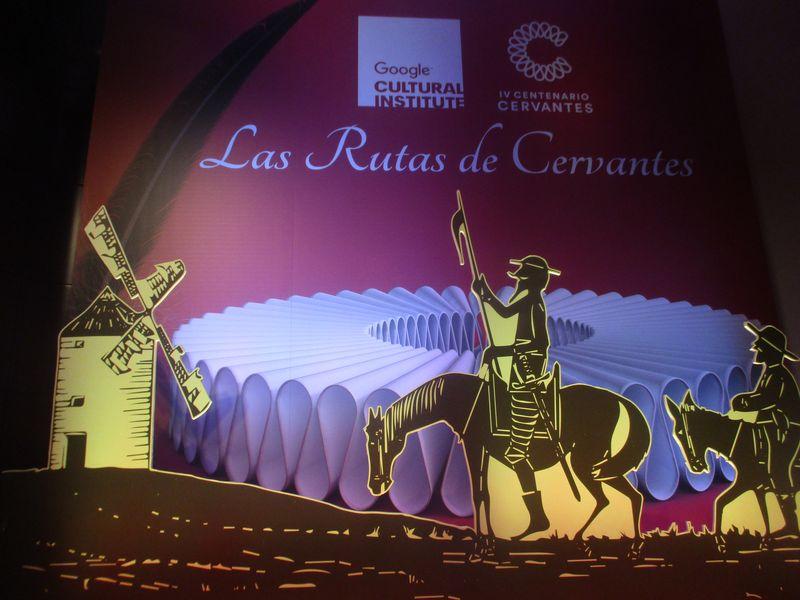 Presentación Rutas Cervante 8294 @angelaGonzaloM