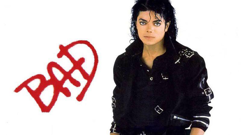 Michael Jackson Lp-BadOK